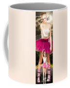 Travel Down Your Own Road And Dance To Your Own Beat Coffee Mug by Jorgo Photography - Wall Art Gallery