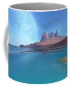 Tripoli Coffee Mug by Corey Ford