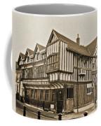 Tudor House Southampton Coffee Mug by Terri Waters