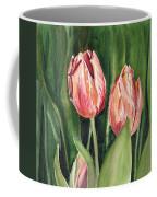 Tulips  Coffee Mug by Irina Sztukowski