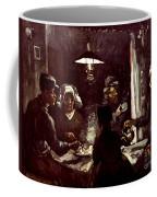 Van Gogh: Meal, 1885 Coffee Mug by Granger