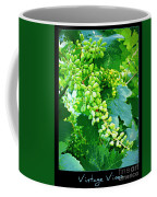Vintage Vines  Coffee Mug by Carol Groenen