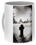 Vlad Draculas Palace Coffee Mug by Simon Marsden