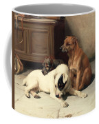 Waiting For Master Coffee Mug by William Henry Hamilton Trood
