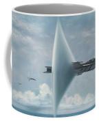 Wall Of Sound Redcocks Style Coffee Mug by Wade Meyers
