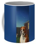 Watchdog Coffee Mug by James W Johnson