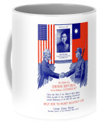 We Salute The Chinese Republic Coffee Mug by War Is Hell Store