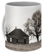 West Texas Winter Coffee Mug by Marilyn Hunt