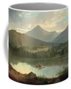 Western Landscape Coffee Mug by John Mix Stanley