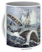 Whaling, 1833 Coffee Mug by Granger