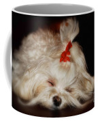 While Sugarplums Danced Coffee Mug by Lois Bryan