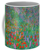 Wildflower Current Coffee Mug by Kendall Kessler