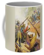 William Bent  Coffee Mug by Severino Baraldi