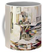 Wind Of Change Coffee Mug by Jeremy Annett