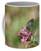 Wings And Petals Coffee Mug by Betty LaRue