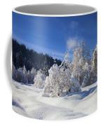 Winter Blanket Coffee Mug by Mike  Dawson