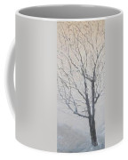 Winter Coffee Mug by Leah  Tomaino