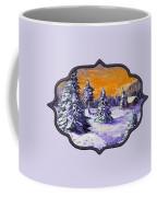 Winter Outlook Coffee Mug by Anastasiya Malakhova