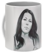 Woman Coffee Mug by Sergey Ignatenko