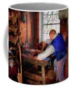 Woodworker - The Master Carpenter Coffee Mug by Mike Savad