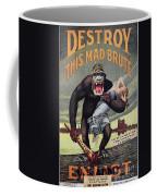World War I: Recruitment Coffee Mug by Granger