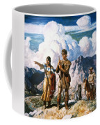 Wyeth: Sacajawea Coffee Mug by Granger
