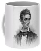 Young Abe Lincoln Coffee Mug by War Is Hell Store
