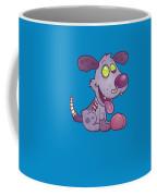 Zombie Puppy Coffee Mug by John Schwegel