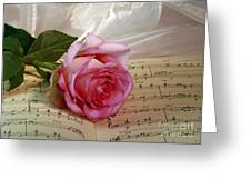 A Tribute To Diana Ross The Rose Greeting Card by Inspired Nature Photography By Shelley Myke