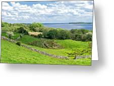Loch Coirib Greeting Card by Juergen Klust