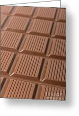 Milk Chocolate Bar Greeting Card by Jose Elias - Sofia Pereira