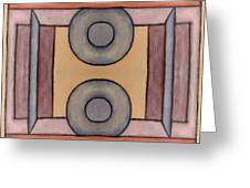 Abstract 223 Greeting Card by Patrick J Murphy