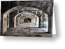 Arches Greeting Card by JC Findley
