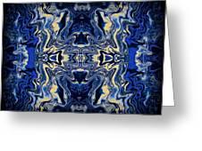 Art Series 9 Greeting Card by J D Owen