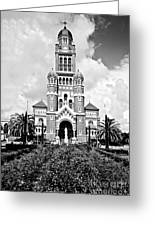 Cathedral Of Saint John The Evangelist Greeting Card by Scott Pellegrin