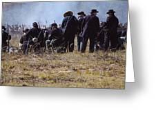Civil War Greeting Card by Kitty Ellis