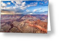 Grand Canyon Scenery Greeting Card by Pierre Leclerc Photography