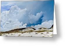 Grayton Beach Greeting Card by Rick McKinney