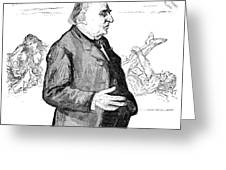 JEAN MARTIN CHARCOT Greeting Card by Granger