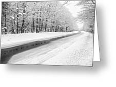 Kancamagus Scenic Byway - White Mountains New Hampshire Usa Greeting Card by Erin Paul Donovan