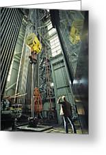 Kola Borehole, Russia Greeting Card by Science Photo Library