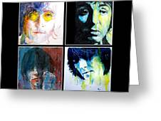 Let Them Be Greeting Card by Paul Lovering