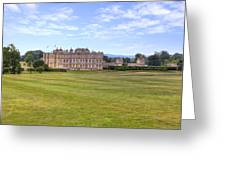 Longleat House - Wiltshire Greeting Card by Joana Kruse