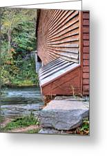Meems Bottom Greeting Card by JC Findley