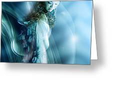MERMAID Greeting Card by VIAINA