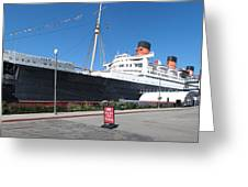 Queen Mary - 12121 Greeting Card by DC Photographer