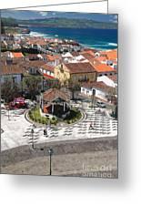 Ribeira Grande - Azores Greeting Card by Gaspar Avila