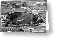 South Philadelphia Sports Complex Philadelphia Pennsylvania Greeting Card by Bill Cobb