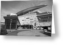 Target Field - Minnesota Twins Greeting Card by Frank Romeo