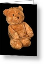 Teddy Bear Greeting Card by Toppart Sweden
